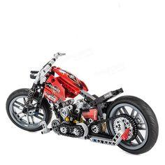 Decool 3354 Exploiture Speed Racing Motorcycle Building Blocks Toys Model 374pcs Bricks Sale - Banggood.com Building Blocks Toys, Racing Motorcycles, Model Building, Bricks, Brick