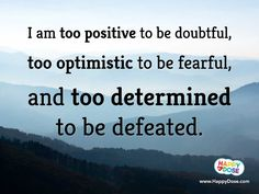 quotes on determination | Chartered Accountant....