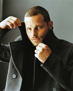 Love me some Grey's Anatomy - Justin Chambers