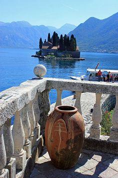 Bay of Kotor - Perast   Montenegro