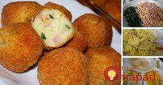 Obľúbená príloha s menším vylepšením v podobe šunky a lahodného syra. Ak si z času na čas doprajte zemiakové krokety vyskúšajte ich pripraviť podľa tohto skvelého receptu.
