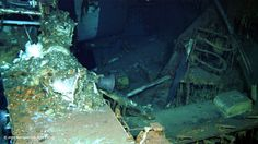 PBS Broadcast Shows USS Indianapolis is a Well Preserved Hull  Image from the Paul Allen-led expedition that found the wreck of USS Indianapolis.  Seventy-two years after it disappeared into the black depths of the Philippine Sea the heavy cruiserUSS Indianapolis(CA-35) reappeared in bluish-green images captured by a deep-sea drone and aired live during a Wednesday PBS broadcast special.  Viewers could see the ships hull number 35 clear in the high-definition images relayed in a live…