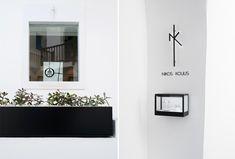 Nikos Koulis Jewels Boutique In Mykonos By Stagedesignoffice | Delood