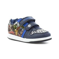 The Avengers Avengers - Marvel Avengers Kids Navy Twin Velcro Trainer - Size 10 - Blue Boys - Trainers - Easy Fasten - Avengers - Marvel Avengers Kids Navy Twin Velcro Trainer - Available in sizes 7, 8, 9, 10, 11, 12, 13, 1, 2 (Barcode EAN = 5056030013904). http://www.comparestoreprices.co.uk/december-2016-3/the-avengers-avengers--marvel-avengers-kids-navy-twin-velcro-trainer--size-10--blue.asp
