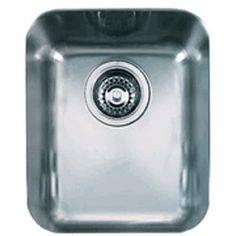 Franke FLAX11015 Largo Undermount Bar Sink - Stainless Steel at Ferguson.com $447.72