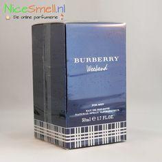 Nu ook verkrijgbaar bij NiceSmell; @Burberry Weekend. Zie http://www.nicesmell.nl