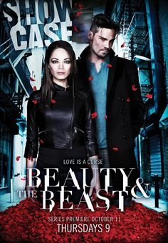 Beauty and the Beast tv show 2012 | Beauty and the Beast Season 1 Promotional Posters | O3N.TV - Home