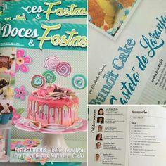 Revista Doces &Festas N'9 (Junho 2017)