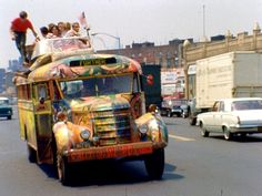 The electric kool-aid acid tests. Furthur, the Magic Bus! Ken Kesey & the Merry Pranksters. Amsterdam Fashion Institute, Ken Kesey, Timothy Leary, Tom Wolfe, Film Review, Kool Aid, My Character, Summer Of Love, Woodstock