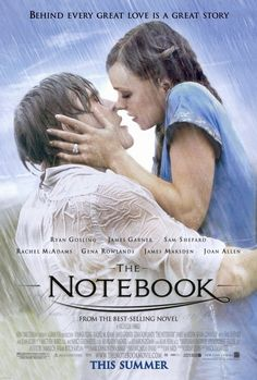 The Notebook - Ryan Gosling, Rachel McAdams, James Garner, Gena Rowlands, Sam Shepard & Joan Allen. Sam Shepard, 10 Film, Film Serie, Ryan Gosling, Gena Rowlands, Rachel Mcadams, See Movie, Movie Tv, Movie Scene