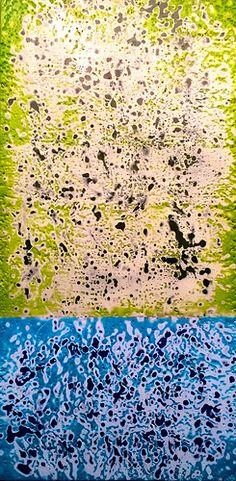 "Untitled, 12"" x 24"" (c) James Green 2013"