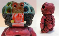 """We Become Monsters Resin Toy Release - """"The Hell?"""""""