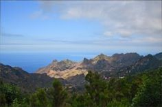 Seaview #1 from the mountains of the north, Tenerife, Spain