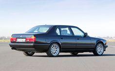 BMW 750il v12 E32