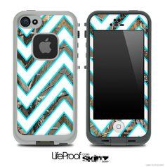iPhone 5C LifeProof Case houdstooth | ... Camo Skin for the iPhone 5 or 4/4s LifeProof Case | Design Skinz, INC