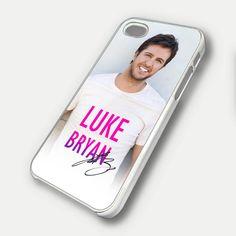 Luke Bryan Signature For Apple Phone, IPhone 4/4S