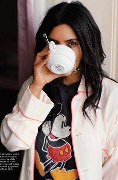 Kim Kardashian Vogue Spain August 2015 Issue