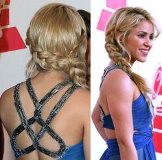 penteados trança de lado - Pesquisa do Google