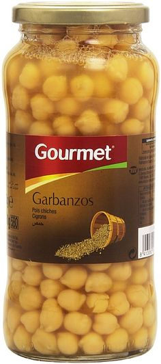 0,67€ - Gourmet - Garbanzos - 540 g
