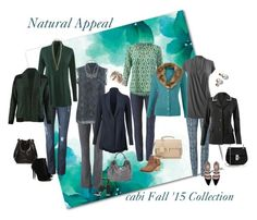 Natural Appeal by leanne-m-zellmer on Polyvore featuring Tabitha Simmons, Zara, Topshop, Rachael Ruddick, Chloé, Yves Saint Laurent, Stella & Dot and CAbi