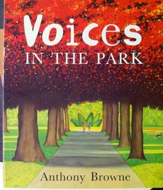 Character description and 'Voices in the Park' #SOLOtaxonomy
