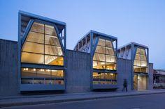 Public Library of Constitución, Constitución, 2015 - Sebastian Irarrazaval Architects