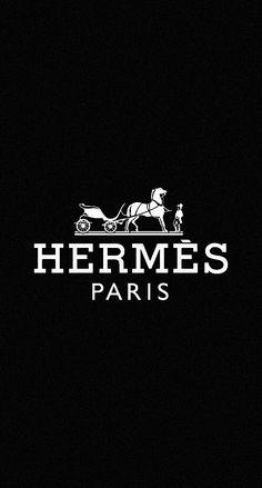 #hermes #black #iPhone #wallpaper