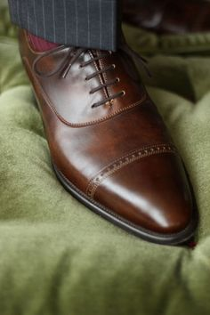 "John Lobb ""Chigwell"" shoes, worn by yjung01"