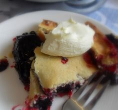 The English Kitchen: Deep Dish Black Currant Pie