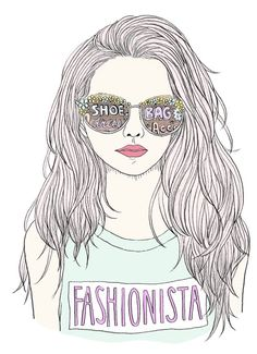 Image via We Heart It https://weheartit.com/entry/68246801/via/23880956 #amazing #beautiful #draw #fashion #fashionista #free #girl #grunge #illust #illustration #illustrations #illustrator #paint #pink #pinkhair #sunglasses #t-shirt #vintage #young