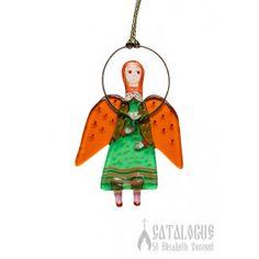 Festive Angel, $12.00. Only one in stock! Order here: http://catalog.obitel-minsk.com/angels-s-541638.html  #CatalogOfGoodDeeds #CatalogOfStElisabethConvent #Christian #Christianity #workshop #ourworkshops #StElisabethConventWorkshop #monastery  #orthodox #orthodoxy #church #orthodoxchurch #easternorthodoxy #orthodoxculture #religion #Christmas #MerryChristmas #feast #gift #angel #handmadeitems #blacksmithworkshop #forgeditems #handmadeitems #ForgedProducts #glass #handmadeitems
