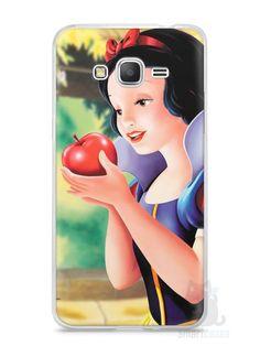 Capa Samsung Gran Prime Branca de Neve - SmartCases - Acessórios para celulares e tablets :)
