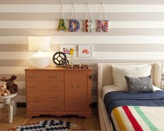 26th Street Residence- Girls Nursery & Toddler Boy Room EM DESIGN INTERIORS - contemporary - kids - san francisco - EM DESIGN INTERIORS