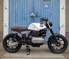Motor-Forum - Te koop: K100RS Scrambler