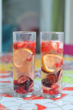 Recettes de #cocktail à base de #Bordeaux rosé
