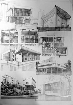 Architecture drawing and sketches vladbucur.ro - Architecture drawing and sketches vladbucur. Architecture Concept Drawings, Famous Architecture, Architecture Sketchbook, Architecture Panel, Architecture Graphics, Historical Architecture, Architecture Details, Computer Architecture, Architecture Diagrams