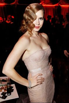 Amy Adams-totally dig this chick!