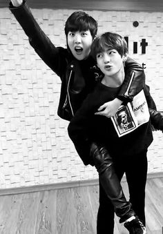 Kim Taehyung &Jung Hoseok  Bangtan Boys