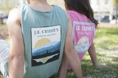Men's and Ladies' Mountain Tees and Tanks!