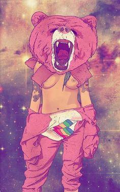 care bear #illustration