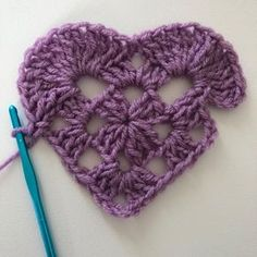 Guide to Granny Crochet: Squares, Circles, Hearts, Stripes and More | Red Heart Blog