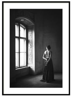 Window Photography, Photography Women, Pink Paris, Window Poster, Buy Posters Online, Art Online, Mode Poster, Black And White Posters, Black And White