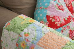 Tips for a beginner quilter