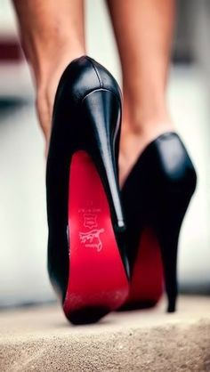Walk the Red Carpet every day! #Louboutin