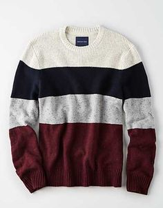 Discover an extensive selection of men's sweaters at American Eagle Outfitters. The best pieces for layering up this fall are here in a vareity of styles from V-neck sweaters to cool cardigans. Boys Sweaters, Cardigans, Casual Shirts For Men, Men Casual, Fall Is Here, Mens Outfitters, Hoodies, Sweatshirts, American Eagle Outfitters