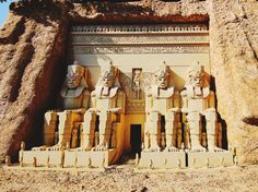 Egypt in Lego