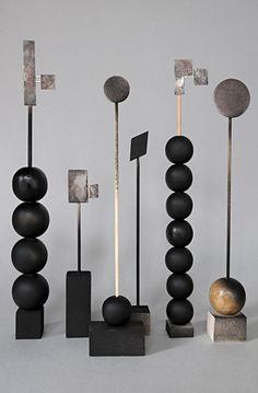 virtualgeometry:  Objekte XI, 2012-2013 - Co-worker series - Meredith Turnbull