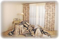 Composición con telas de nuestra tienda online, pásate por www.lafroc.es