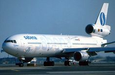 Sabena Belgian World Airlines McDonnell-Douglas MD-11