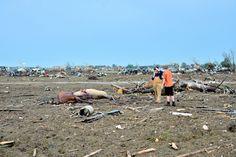 Image Gallery: Moore, Okla., Tornado Damage - May 20, 2013 ...